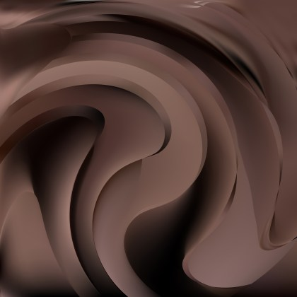 Abstract Coffee Brown Graphic Background