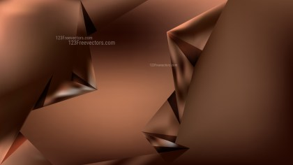Abstract Coffee Brown Background Design