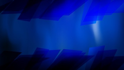 Abstract Cool Blue Background