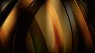 Abstract Cool Brown Background Design