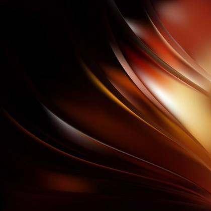 Abstract Cool Brown Background