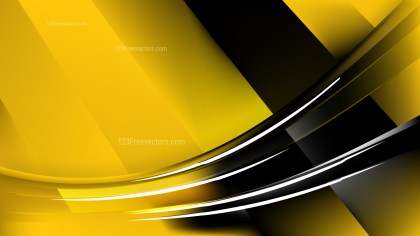 Abstract Cool Gold Background Design