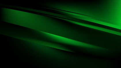 Cool Green Background Vector Image