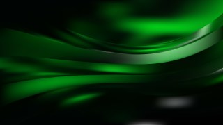 Abstract Cool Green Background Design