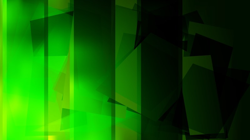 Abstract Cool Green Background