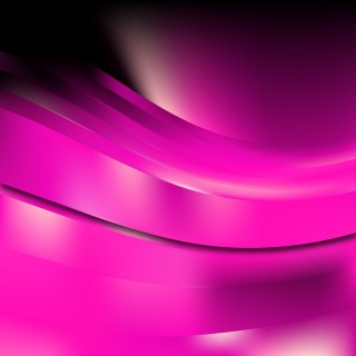 Cool Pink Background Vector Image