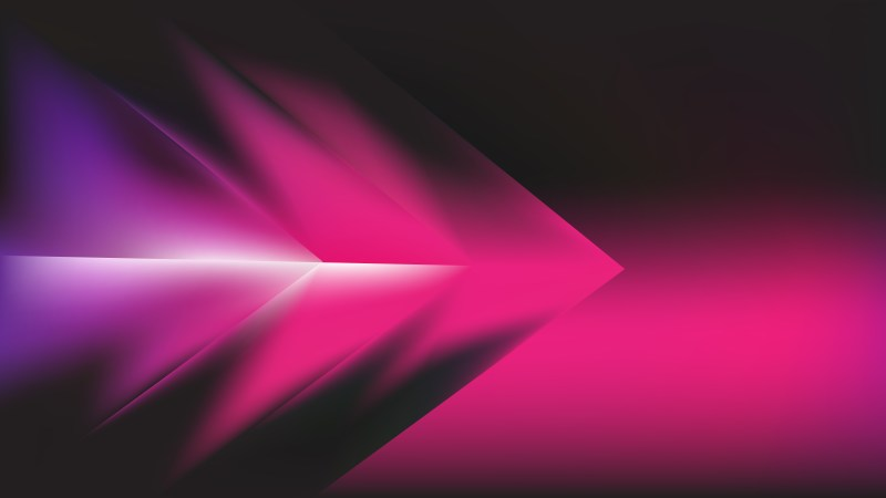 Abstract Cool Pink Background