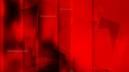 Abstract Cool Red Background