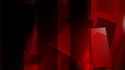 Abstract Cool Red Graphic Background