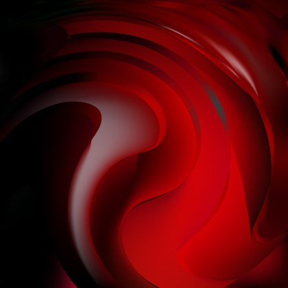 Abstract Cool Red Background Design