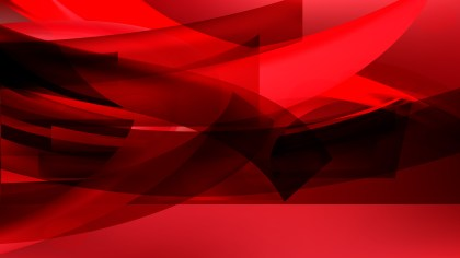 Cool Red Background Graphic