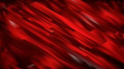 Abstract Cool Red Background Vector Illustration