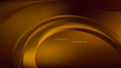 Abstract Dark Brown Background