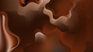 Abstract Dark Brown Background Design