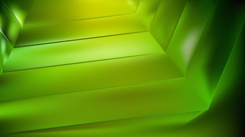 Abstract Dark Green Background Vector Illustration