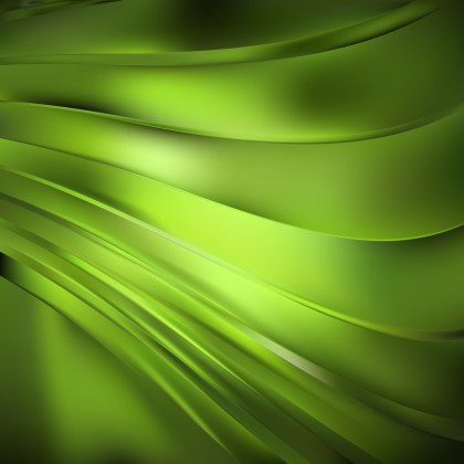 Abstract Dark Green Graphic Background