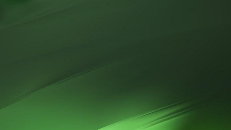 Abstract Dark Green Background Design