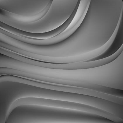 Dark Grey Background Vector Image
