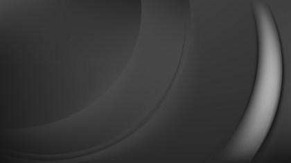 Abstract Dark Grey Graphic Background