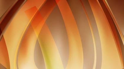Abstract Dark Orange Graphic Background