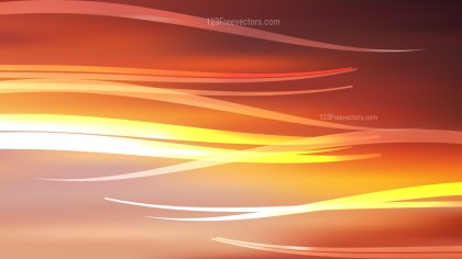 Abstract Dark Orange Graphic Background