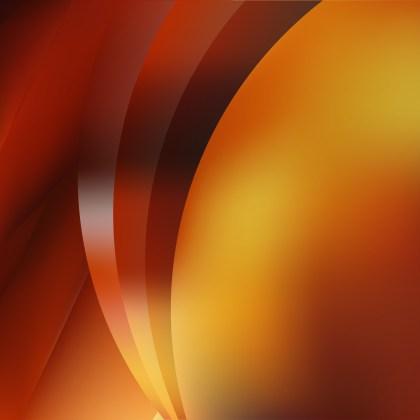 Dark Orange Background