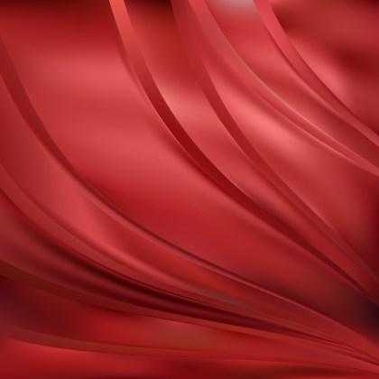 Abstract Dark Red Background Design