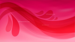 Abstract Folly Pink Graphic Background