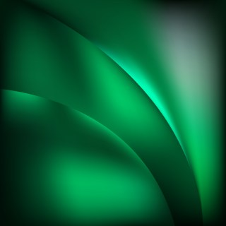 Green and Black Background Vector Image