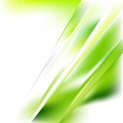 Green and White Background Graphic