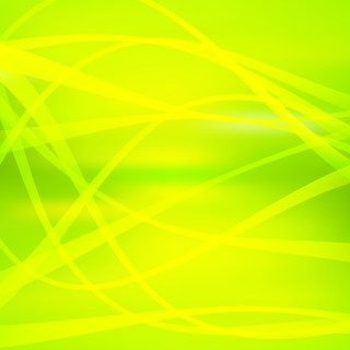 Abstract Green and Yellow Graphic Background