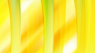 Abstract Green and Yellow Background Design