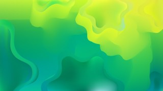 Green and Yellow Background Graphic