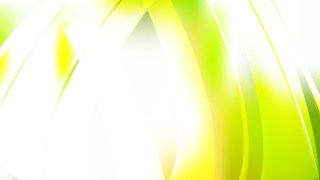 Green Yellow and White Background Vector Image