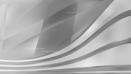 Abstract Grey Background Vector Illustration