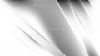 Abstract Grey and White Background Vector Illustration