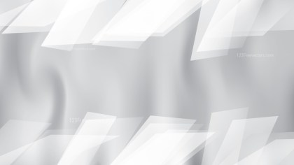 Abstract Grey and White Background