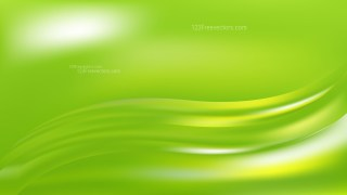 Abstract Lime Green Graphic Background