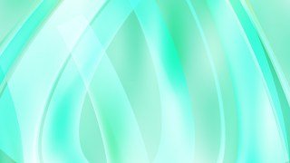 Abstract Mint Green Background