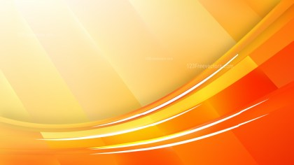 Orange Background Graphic