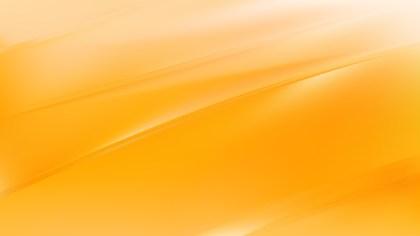 Abstract Orange Background Design