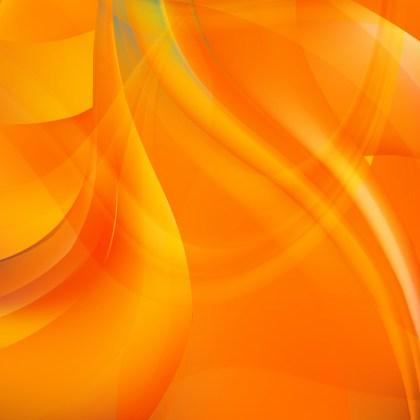 Orange Background Graphic