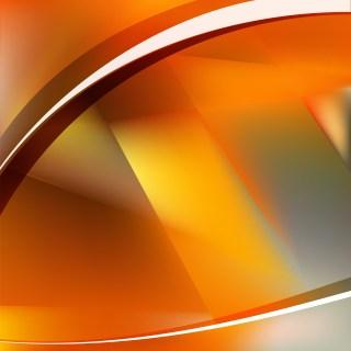 Orange and Grey Background Vector Image