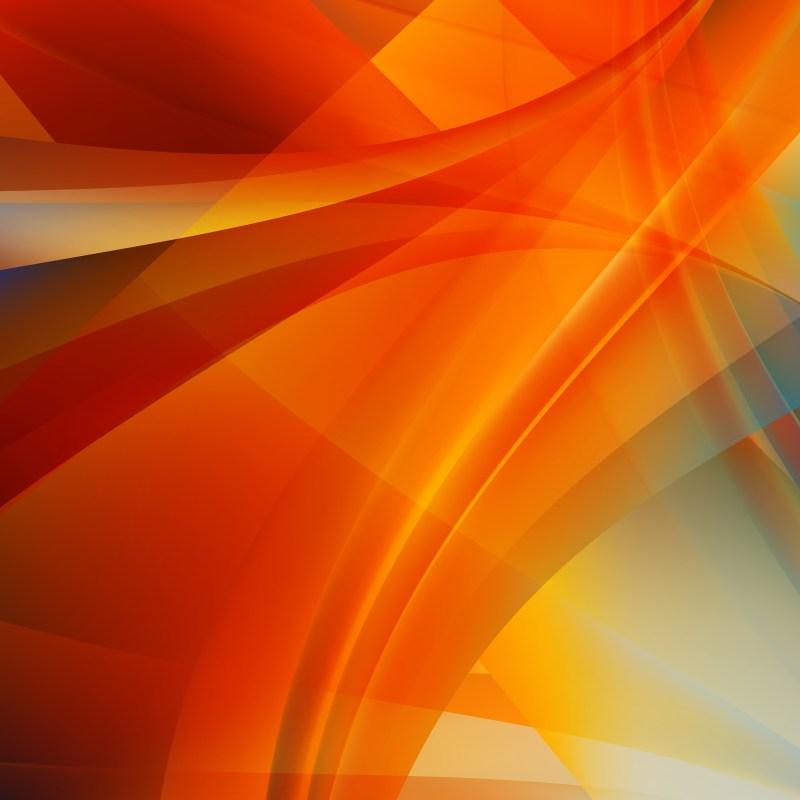Orange and Grey Background