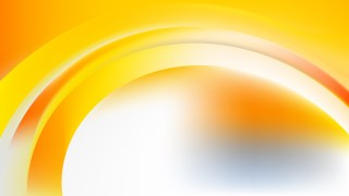 Abstract Orange and White Background