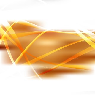 Orange and White Background Graphic