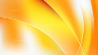 Orange and White Background Graphic