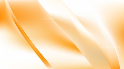 Abstract Orange and White Background Design