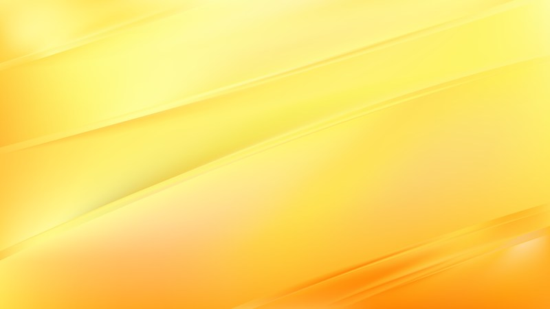 Abstract Orange and Yellow Background Design