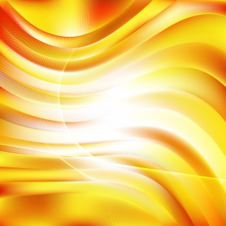 Orange Yellow and White Background Graphic